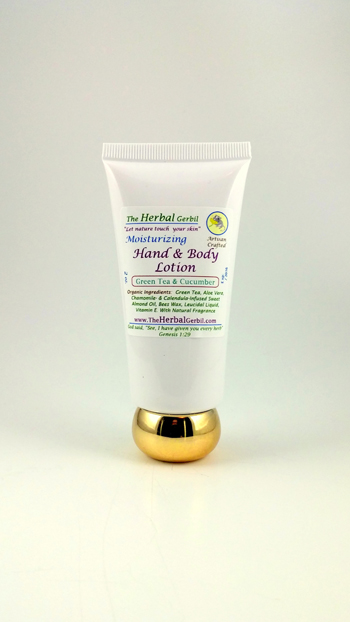Hand Crafted Natural Skin Care